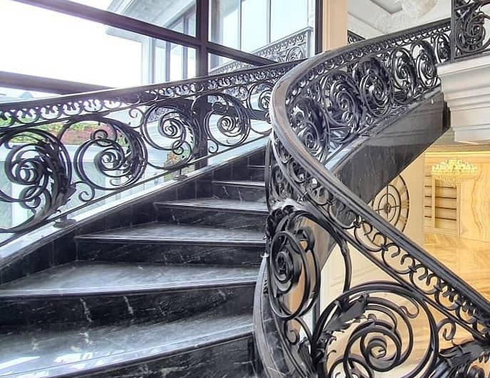 Raling tangga (5)